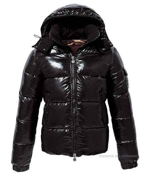 Cheap Moncler Jackets For Men Black MC1201 Sale